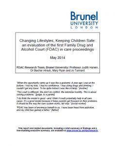 FDAC Final Report 2014