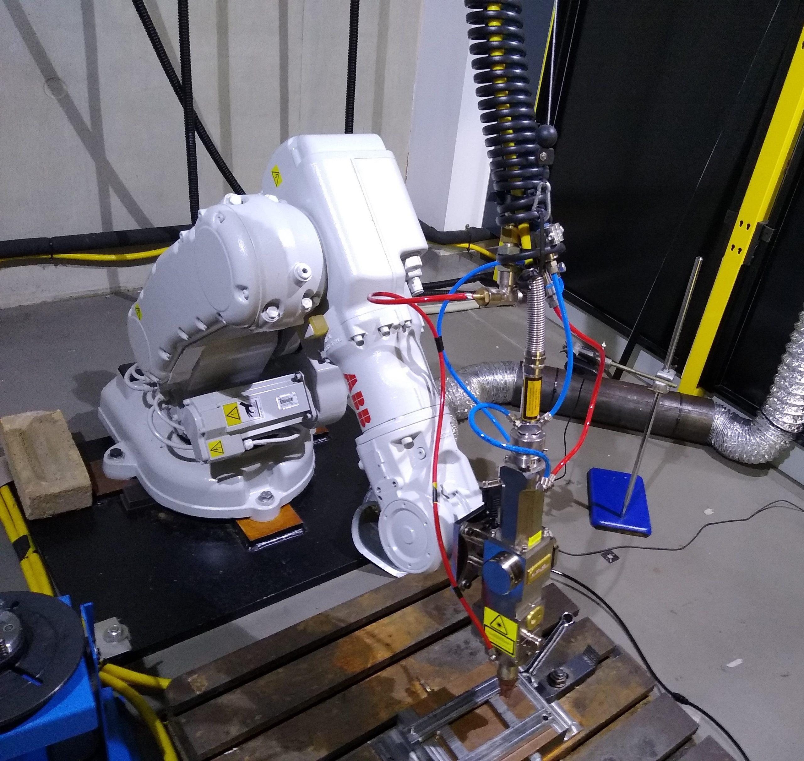 Photo of ABB robot