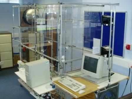 Photo of ventilation chamber
