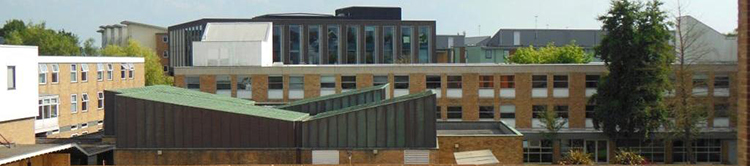 photo of campus rooftops