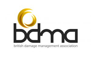 British damage management association logo