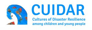 Cultures of Disaster Resilience among children and young people logo