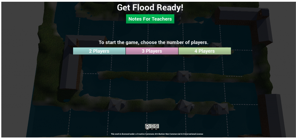 Get flood ready screenshot