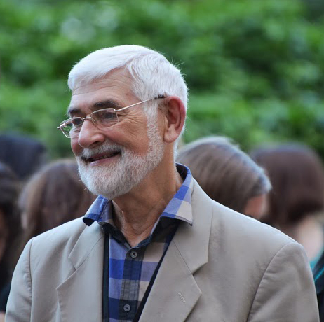 Professor Geoffrey Leech