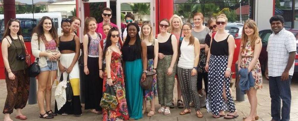 Lancaster-Ghana 2015