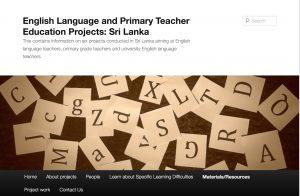 sri lankan project