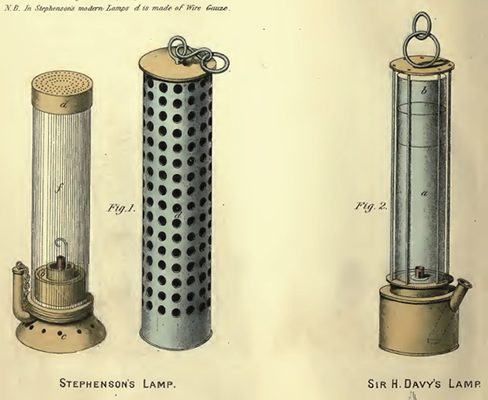 Who Invented The Lamp Letters And The Lamp
