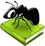 Eye ant logo
