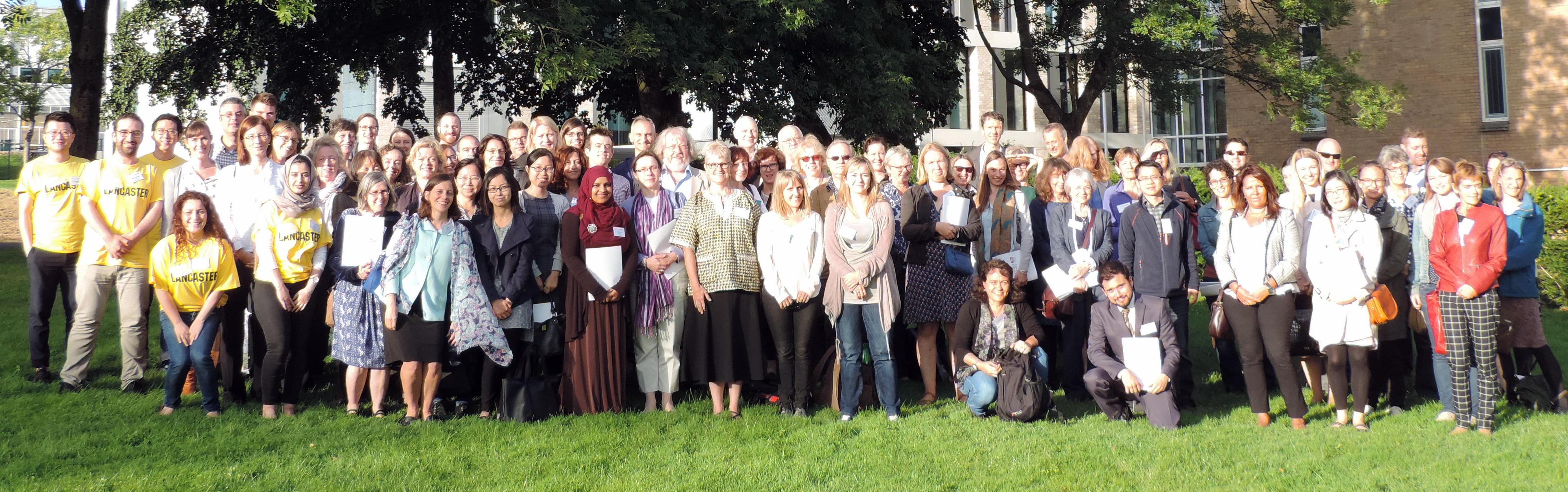 LAL2016 symposium participants group photo