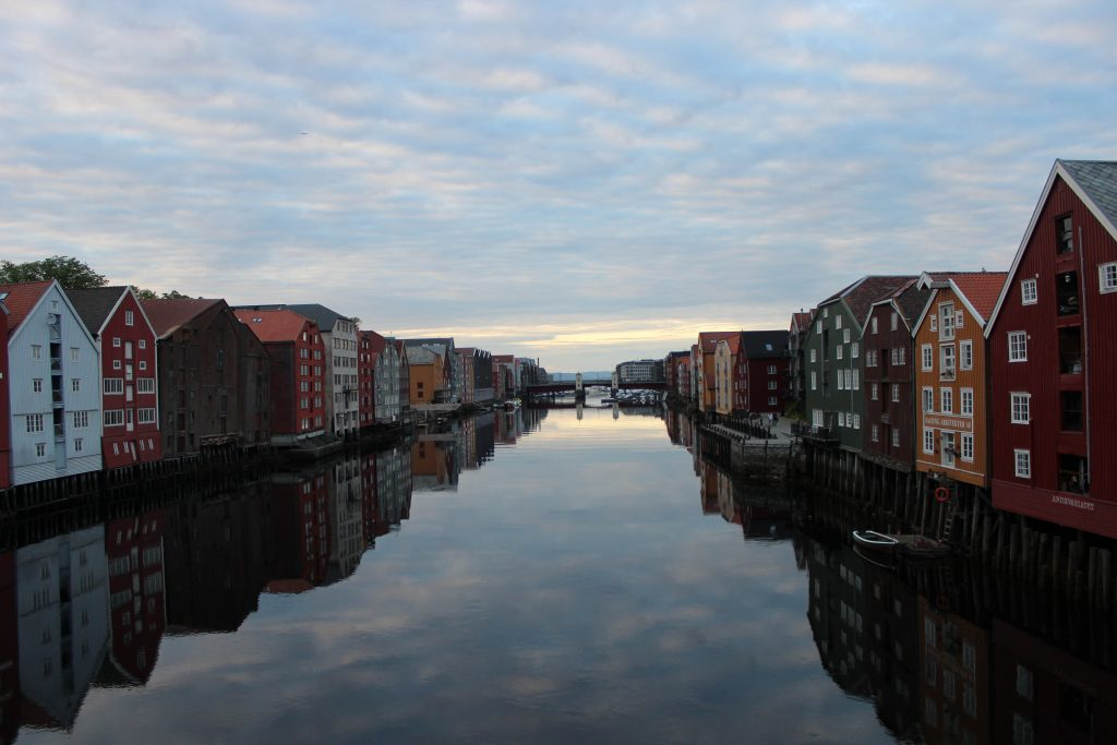 Trondheim Norway Amy