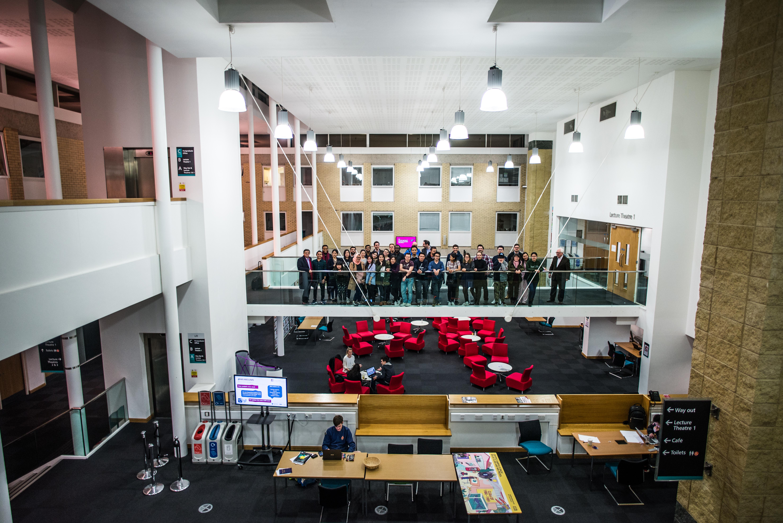 Innovation Hackathon in Lancaster University | My Degree