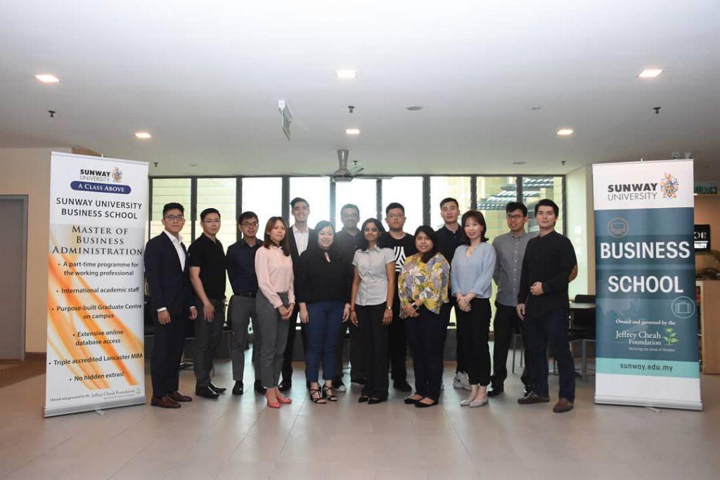 Sunway EMBA cohort