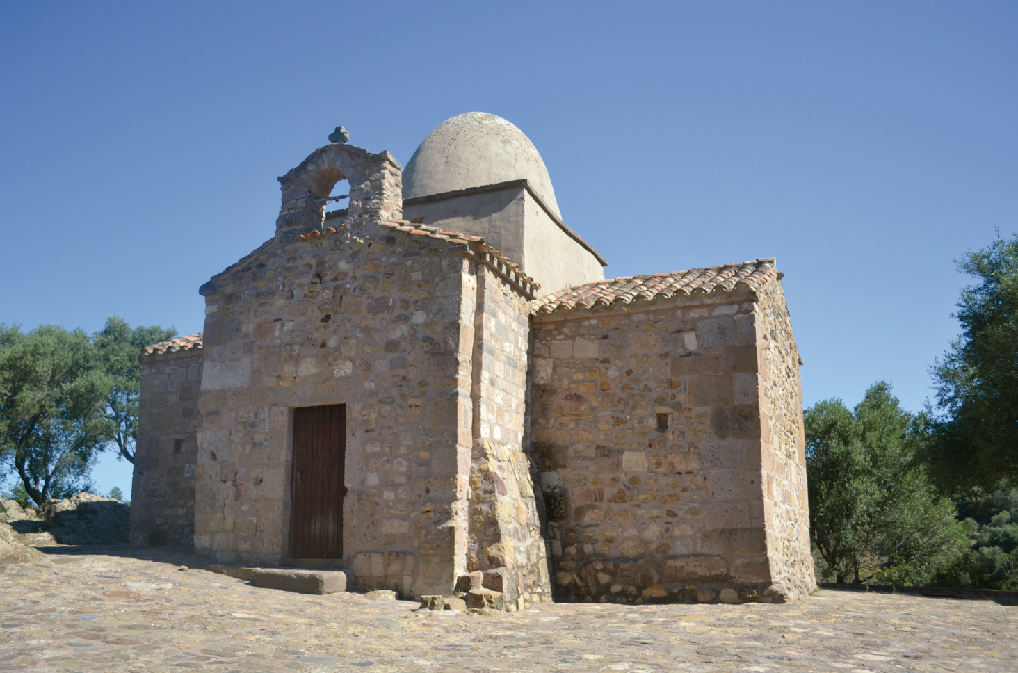 Sant'Elia de Tatinnu. Nuxis (Carbonia-Iglesias)