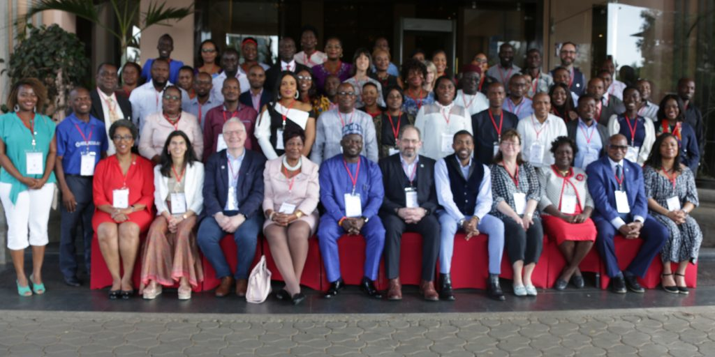Nairobi E&I workshop group photo