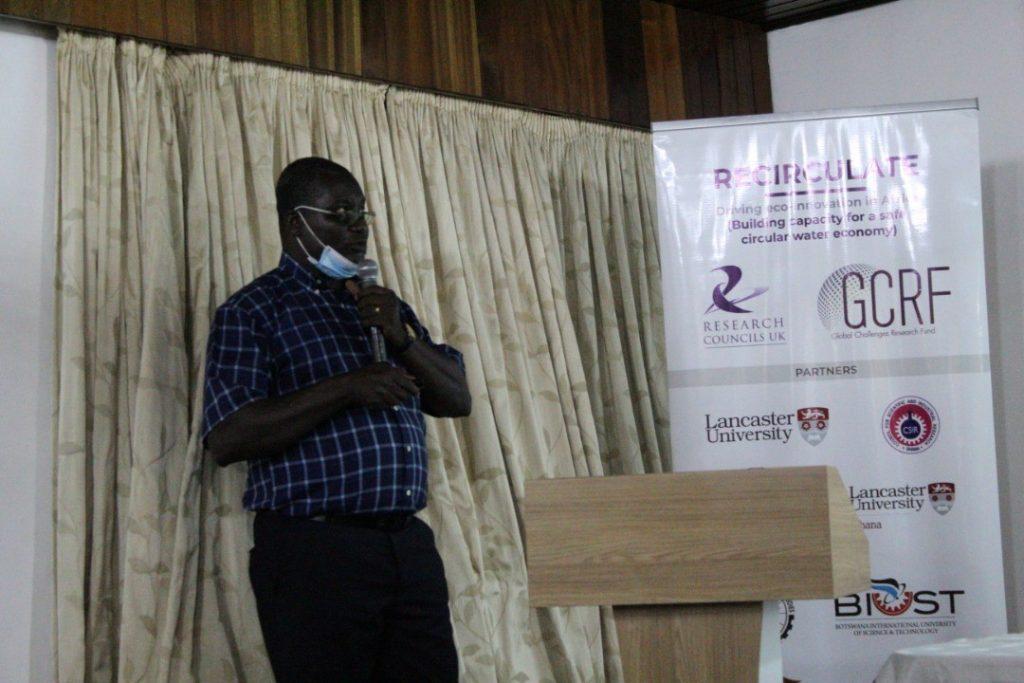 Dr Emmanuel Bekoe