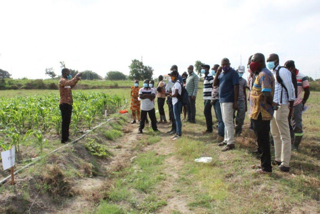 Field demonstration