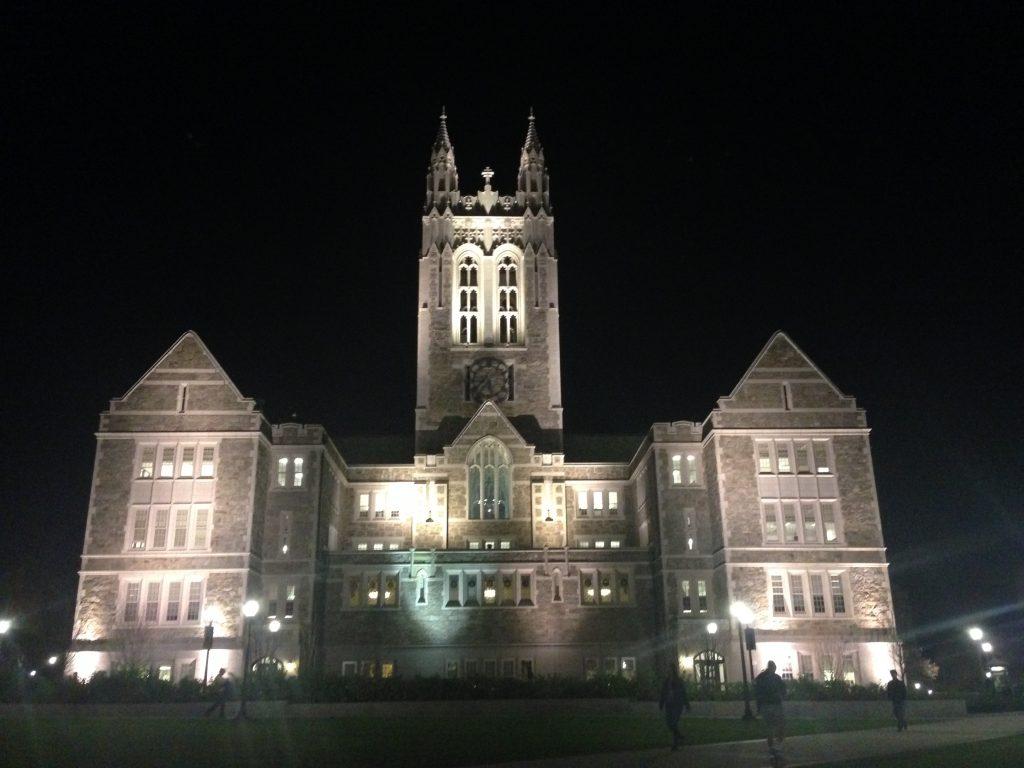 Boston College 2.0