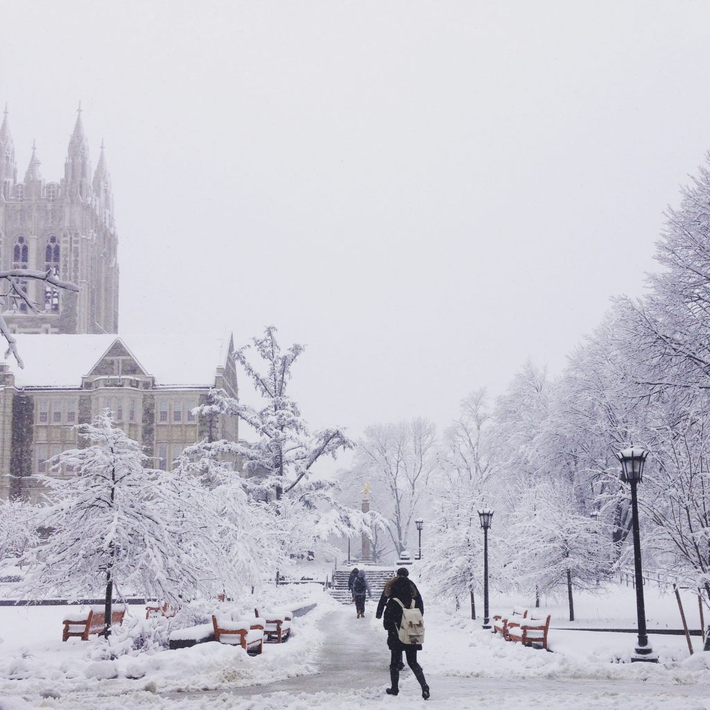 Boston College 2.3