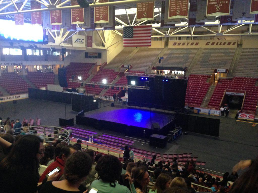 Boston College 3.2