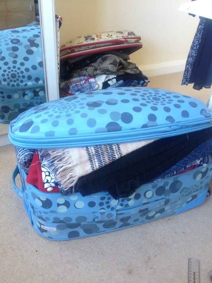 Lydia Cowell_Suitcase