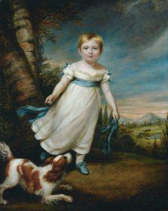 John Ruskin by James Northcote