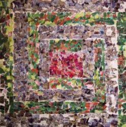 original artwork 'mosaic' by Raana Salman