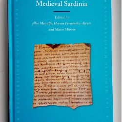 cover of the book 'The making of medieval Sardinia'