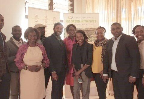 KCM workshop attendees
