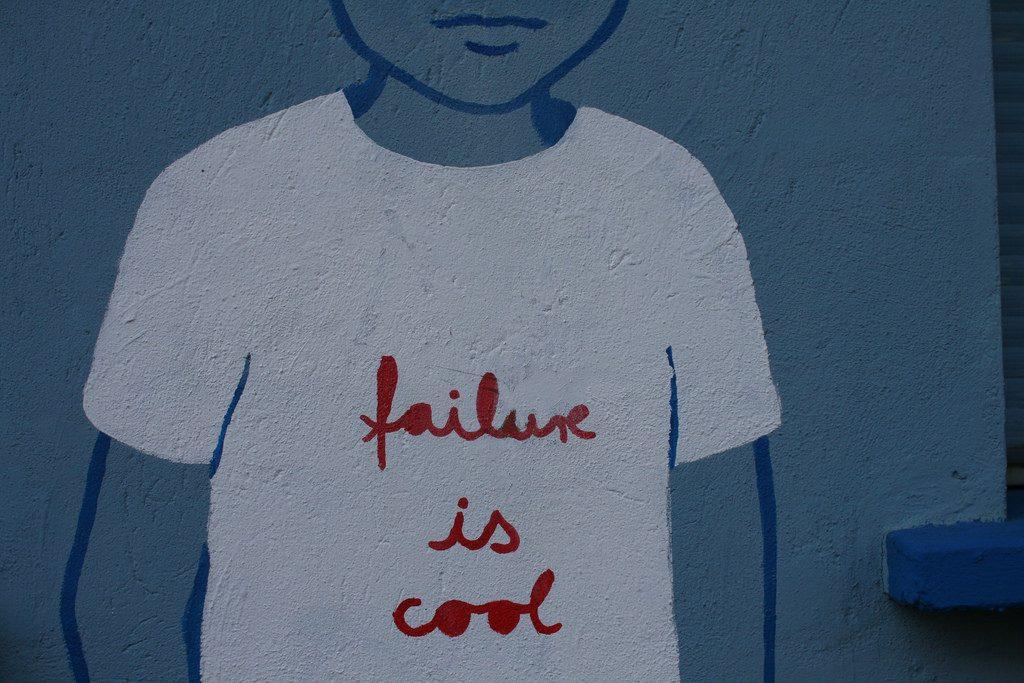 nonfiction essay - failure is cool